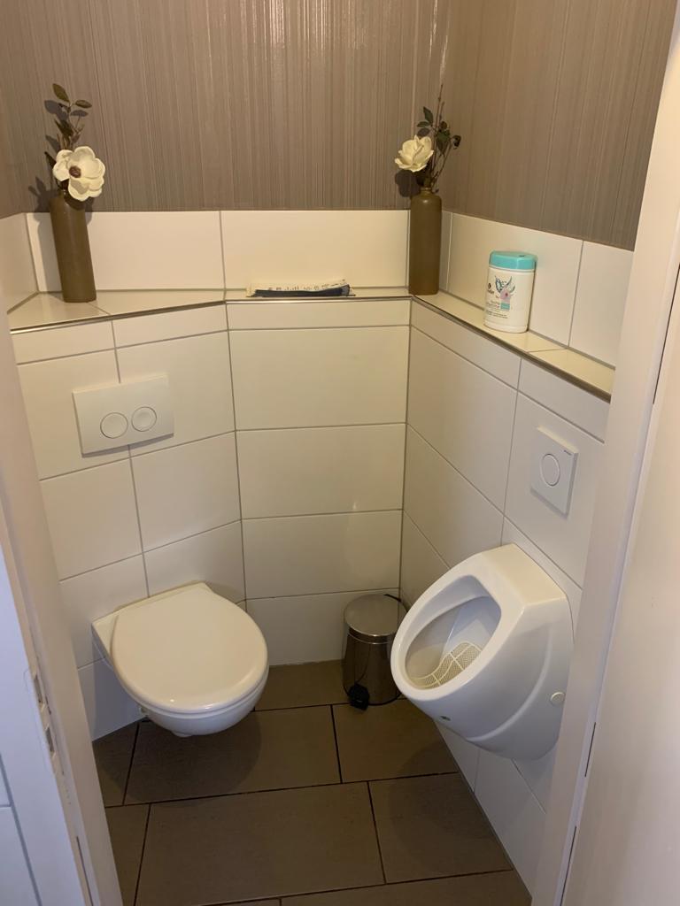 WC Kaminzimmer