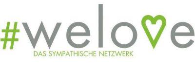 Logo WeLove Netzwerk